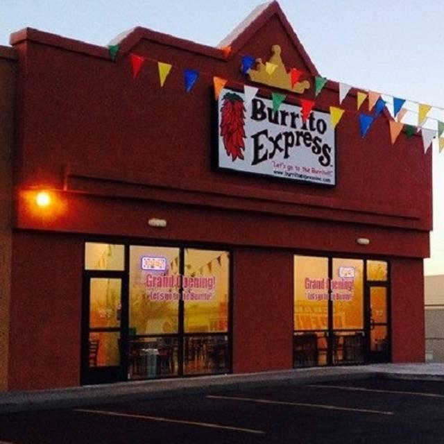 Front Entrance - Burrito Express- Albuquerque, Albuquerque, NM