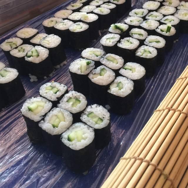 Sushi Samurai, Seatlle, WA