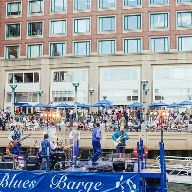 Harborwalk Terrace Restaurant Boston Ma Opentable