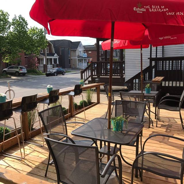 Patio Season - The Soca Kitchen, Ottawa, ON