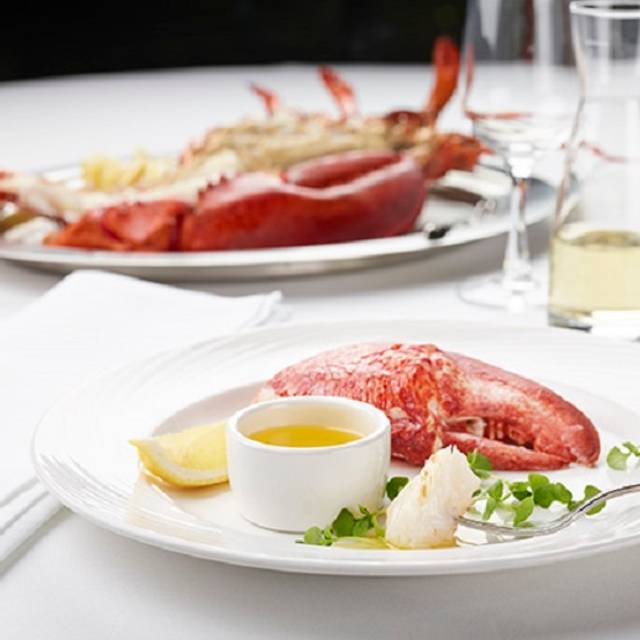 Jumbo Lobster Dinner - The Palm Philadelphia, Philadelphia, PA
