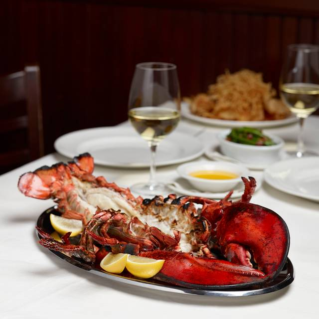 Jumbo Lobster Dinner At The Palm Has Been An American Tradition For Decades - The Palm Atlanta, Atlanta, GA