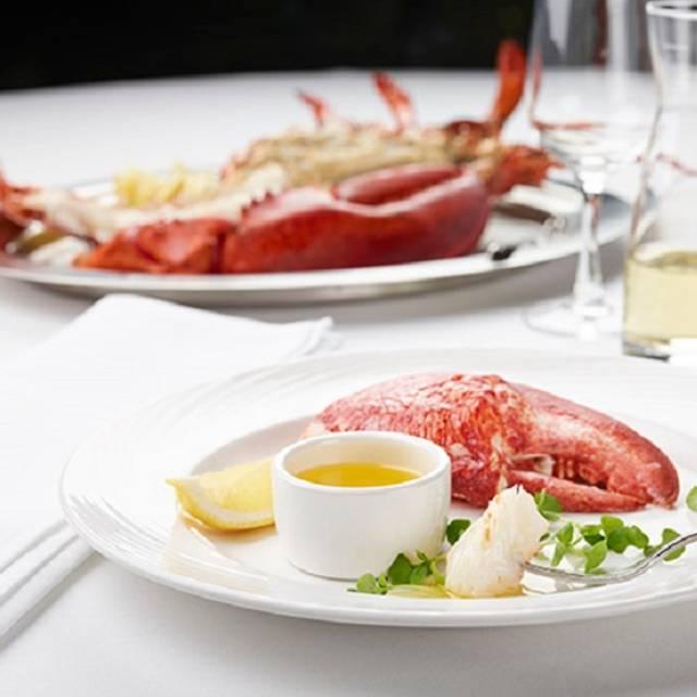 Jumbo Lobster Dinner - The Palm Beverly Hills, Beverly Hills, CA