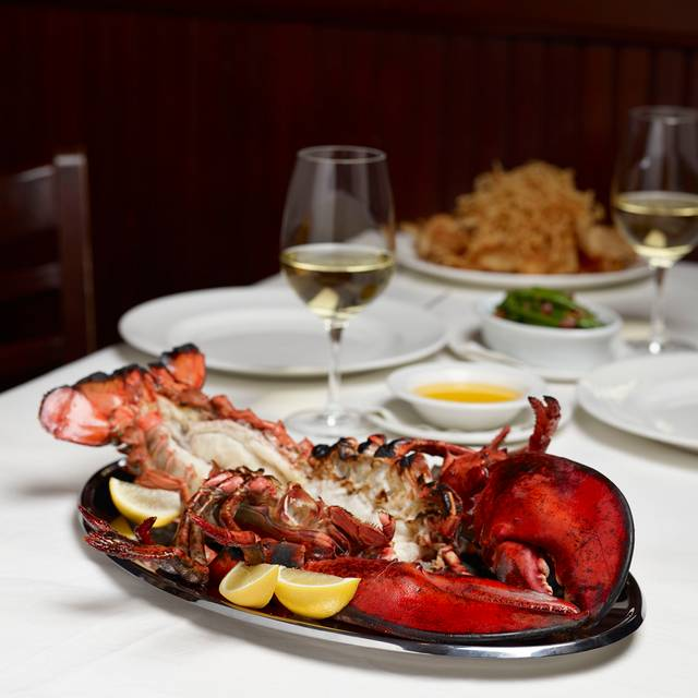 Whole Nova Scotia Lobster - The Palm Beverly Hills, Beverly Hills, CA