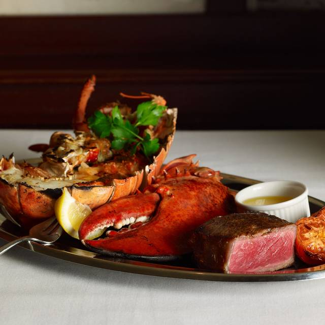 Nothing Says The Palm Better Than Our Signature Surf And Turf - The Palm Chicago, Chicago, IL