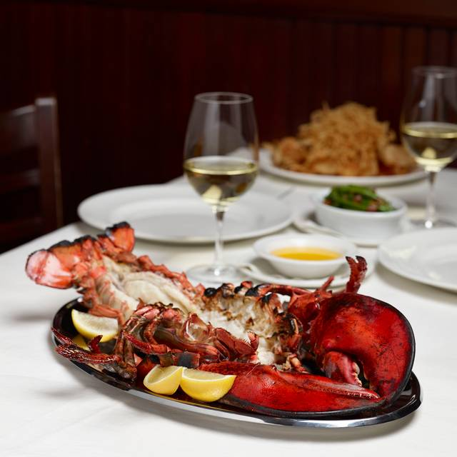 Jumbo Lobster Dinner At The Palm Has Been An American Tradition For Decades - The Palm East Hampton, East Hampton, NY