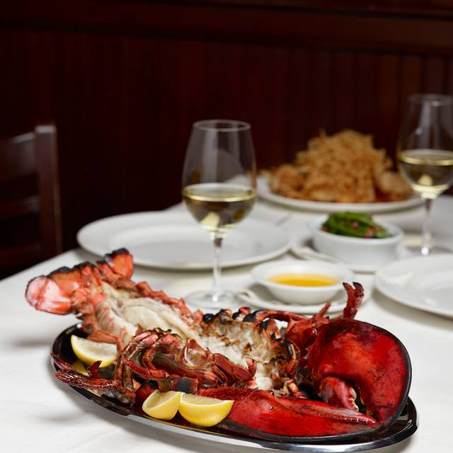 Jumbo Lobster Dinner At The Palm Has Been An American Tradition For Decades - The Palm Houston, Houston, TX