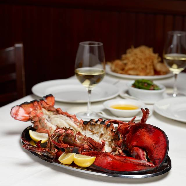 Jumbo Lobster Dinner At The Palm Has Been An American Tradition For Decades - The Palm Las Vegas, Las Vegas, NV