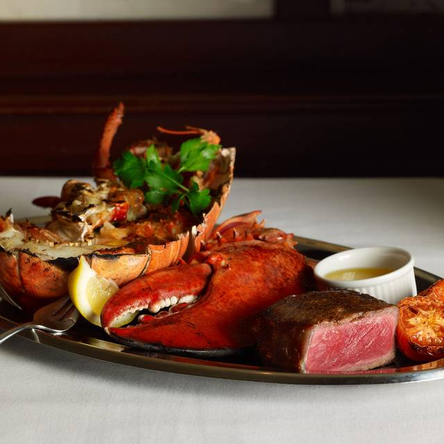 Nothing Says The Palm Better Than Our Signature Surf And Turf - The Palm Orlando, Orlando, FL