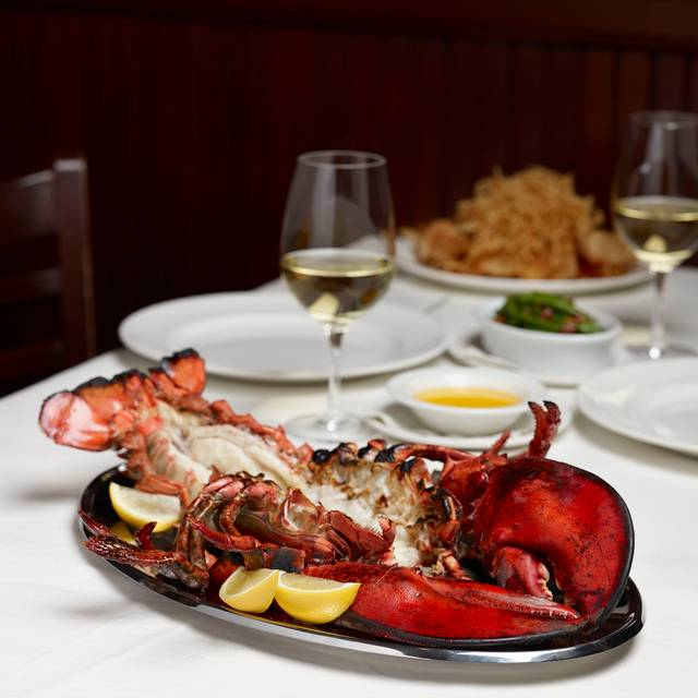 Jumbo Lobster Dinner At The Palm Has Been An American Tradition For Decades - The Palm Tysons Corner, McLean, VA