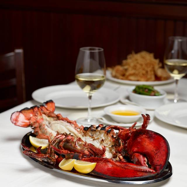 Jumbo Lobster Dinner At The Palm Has Been An American Tradition For Decades - The Palm West Side, New York, NY