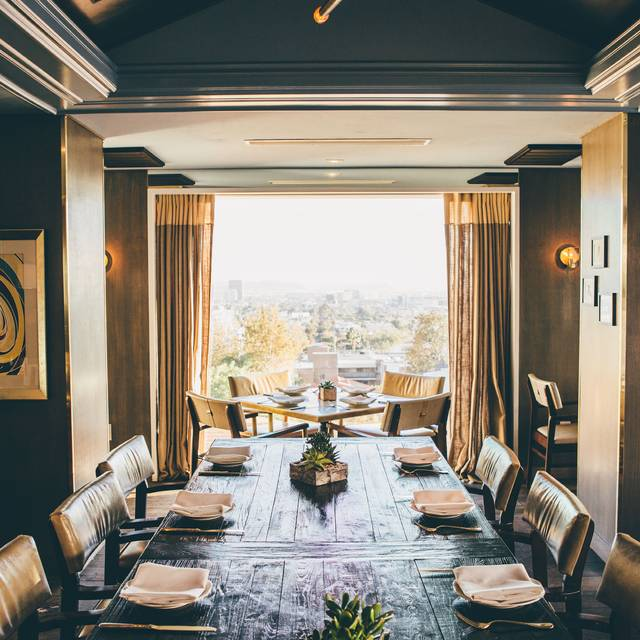 Interior - Ivory on Sunset, West Hollywood, CA