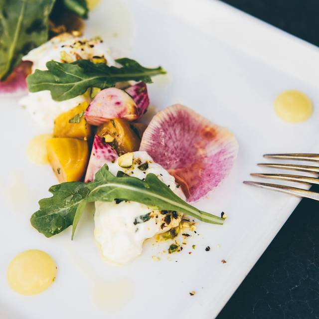 Smoked Beet Salad - Ivory on Sunset, West Hollywood, CA