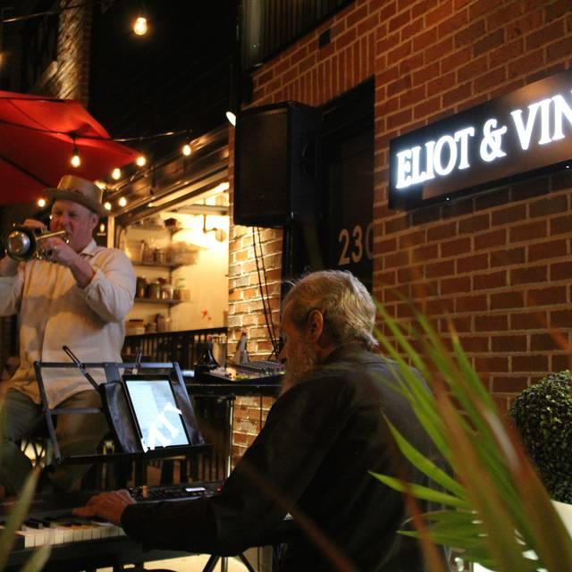 Jazz night with Mike Cowie! - Eliot & Vine, Halifax, NS