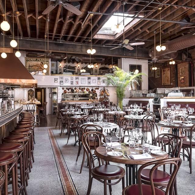 Boucherie Dining Room - Boucherie - West Village, New York, NY