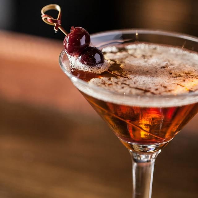 Spencer's Martini - Spencer's for Steak and Chops – DoubleTree by Hilton Spokane City Center, Spokane, WA