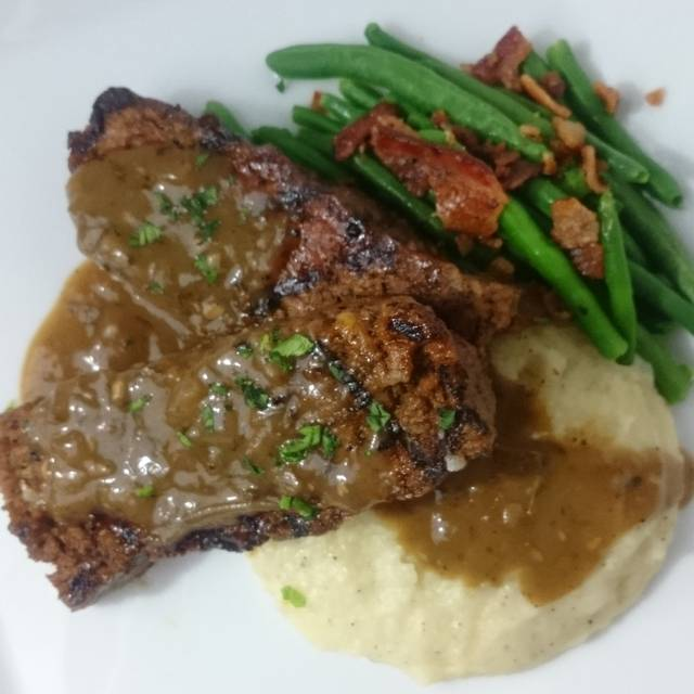 Meatloaf Monday Special - Satchmo's Bar & Grill, Chesterfield, MO