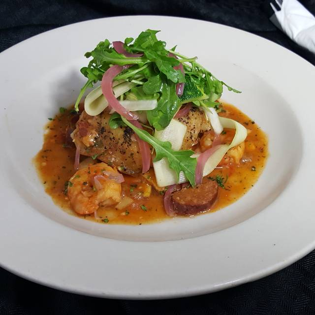 Pan Seared Snapper special - Satchmo's Bar & Grill, Chesterfield, MO