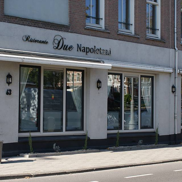 External - Due Napoletani, Amsterdam, Noord-Holland