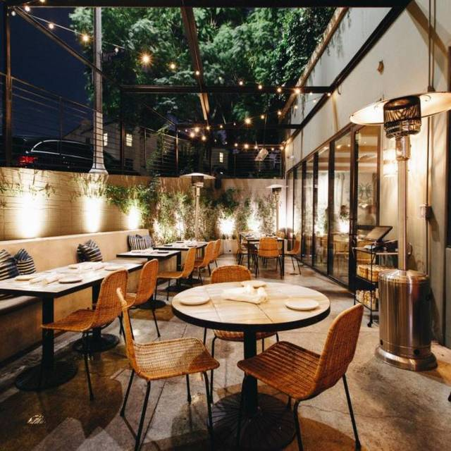 Winsome restaurant los angeles ca opentable