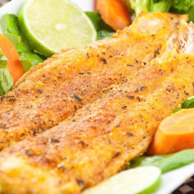 Fish - Pesce - El Colombiano - Colombian Cuisine, Weston, FL