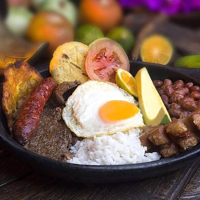 El Colombiano - Colombian Cuisine, Weston, FL