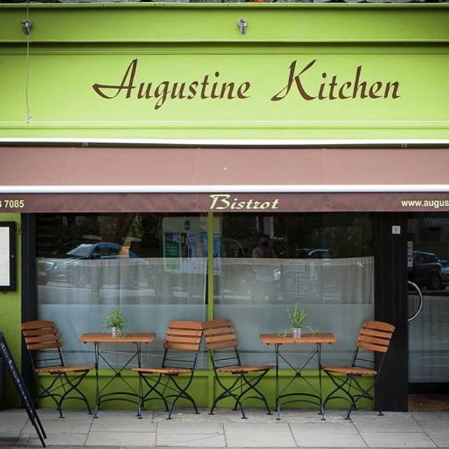 Augustine kitchen london opentable for New kitchen london