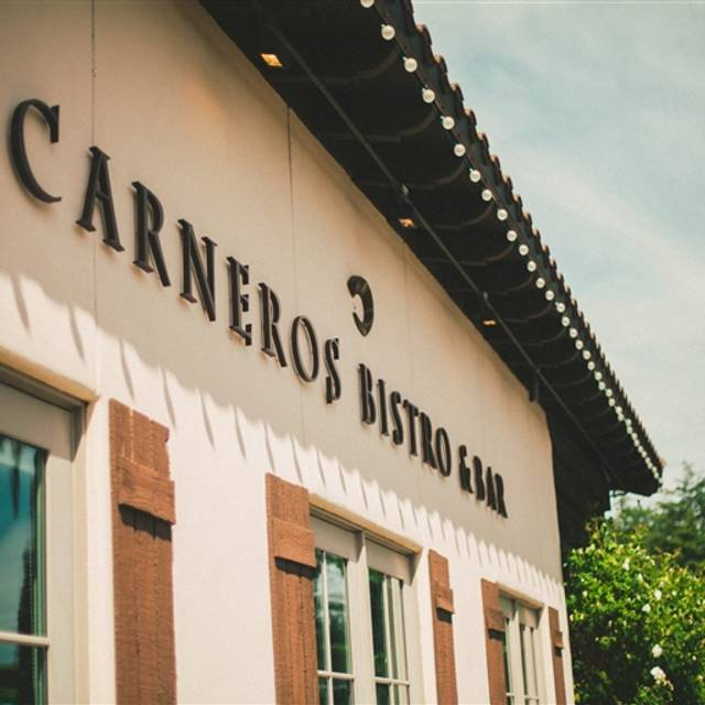 Carneros Bistro & Wine Bar, Sonoma, CA