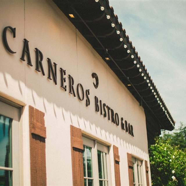 Carneros Bistro & Wine Bar, Sonoma, CA