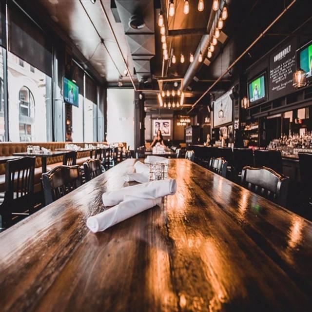 Soup Kitchen Boston: Vanderbilt Kitchen & Bar Restaurant - Boston, MA