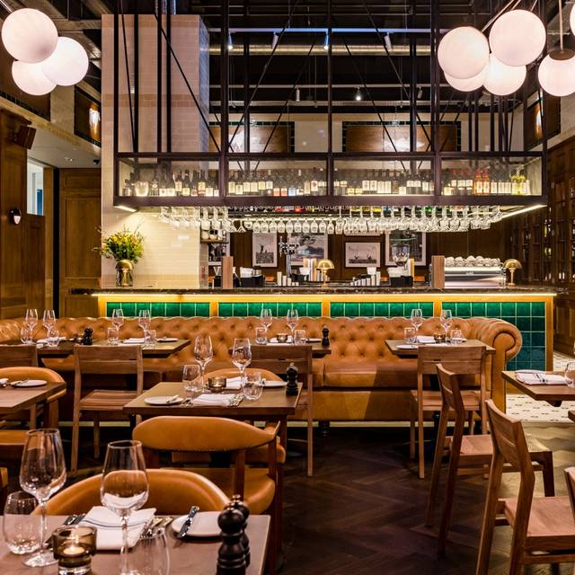 Tom's Kitchen - Birmingham, Birmingham, West Midlands