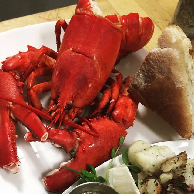 Lobster - Tide & Vine, Niagara Falls, ON