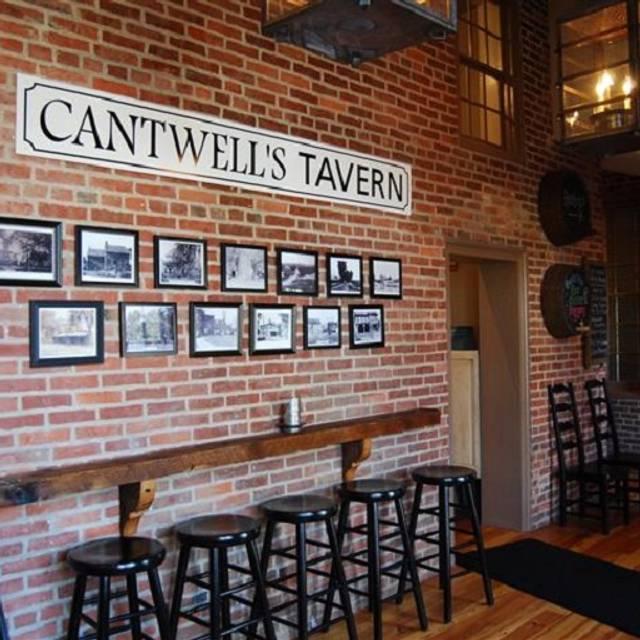 Cantwell's Tavern, Odessa, DE
