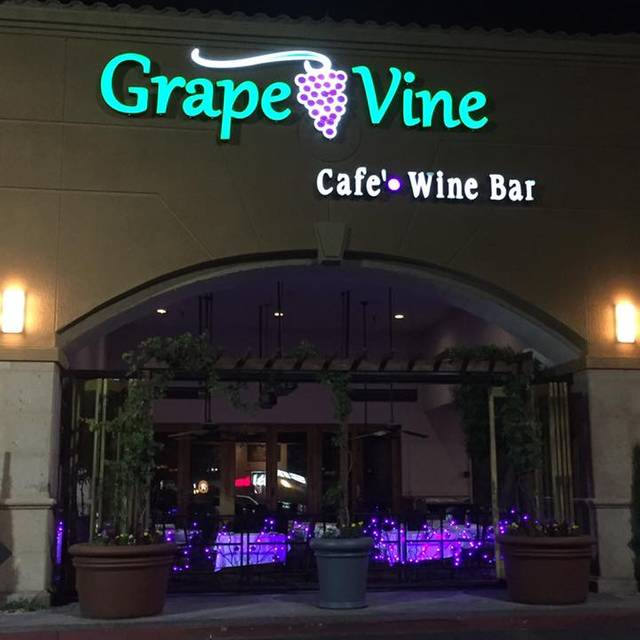 Grape Street Cafe Las Vegas Happy Hour