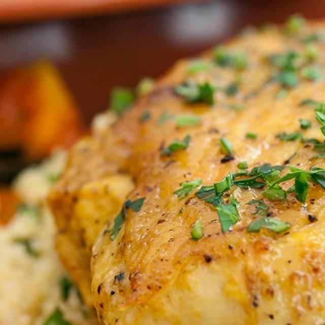 Mediterranean-chicken-breast - Walnut Restaurant - Royal on The Park, Brisbane, AU-QLD