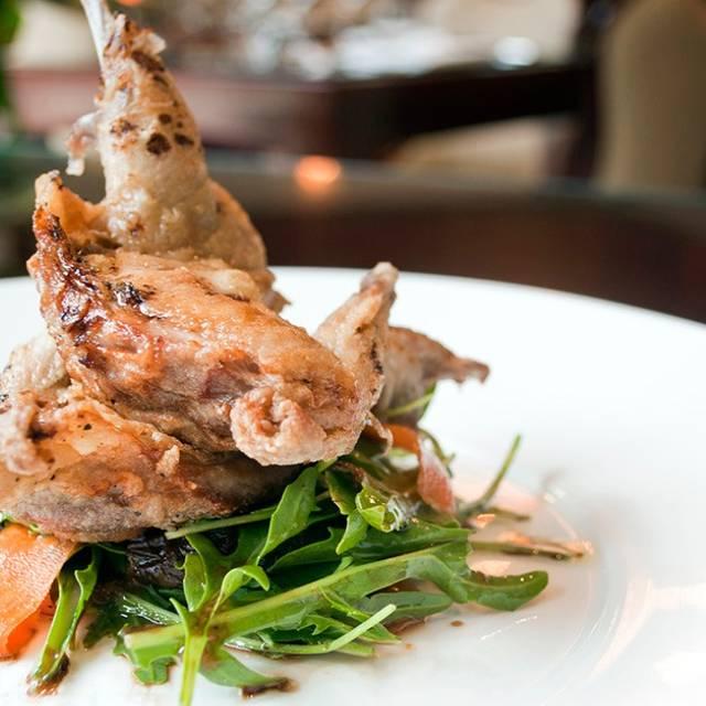 Crispy-quail - Walnut Restaurant - Royal on The Park, Brisbane, AU-QLD