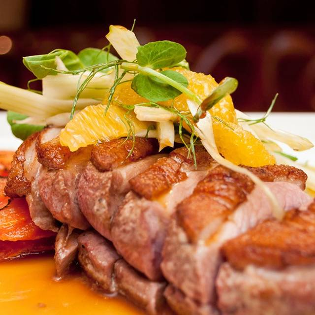 Duck-a-lorange - Walnut Restaurant - Royal on The Park, Brisbane, AU-QLD