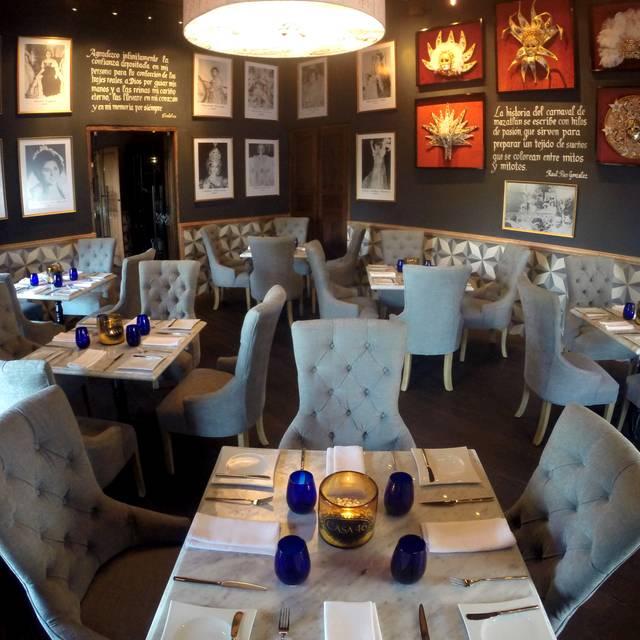 Restaurante Casa 46, Mazatlán, SIN