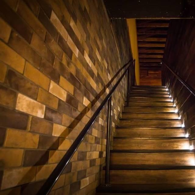 Entrance  - Don't Tell Supper Club, Dallas, TX
