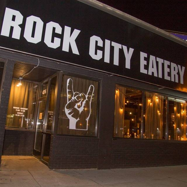 Rock City Eatery - Rock City Eatery, Detroit, MI