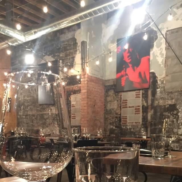 Rock City Eatery, Detroit, MI