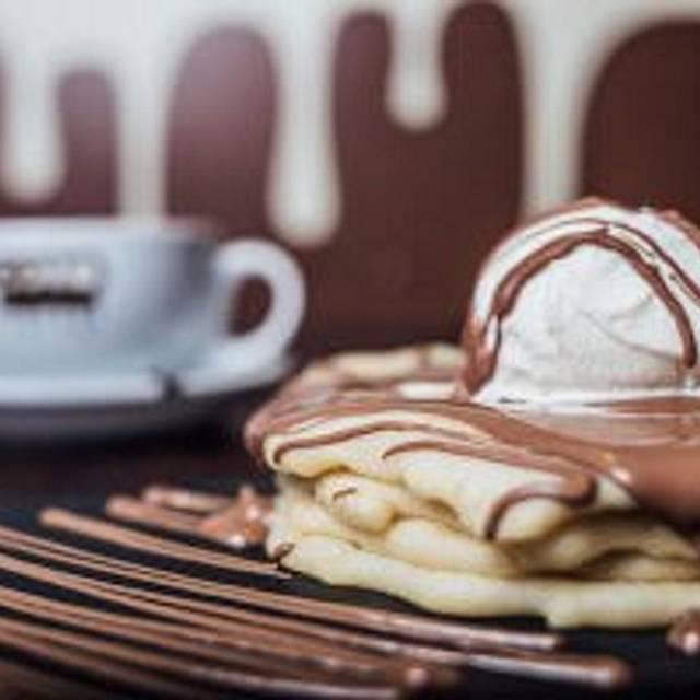Corofred--x - Coro the Chocolate Cafe - Glasgow, Glasgow