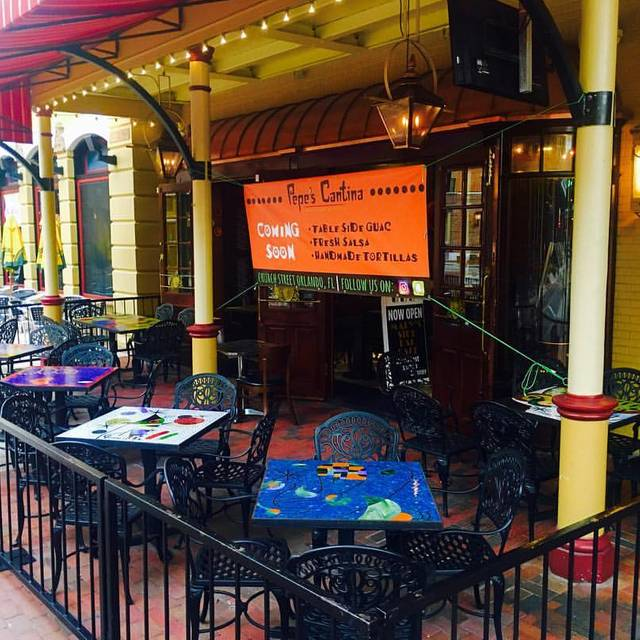 Pepe's Cantina - Church Street, Orlando, FL