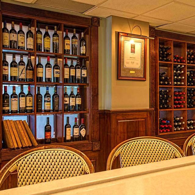 Wine Selection - Lucia's Italian Kitchen, Wildwood Crest, NJ