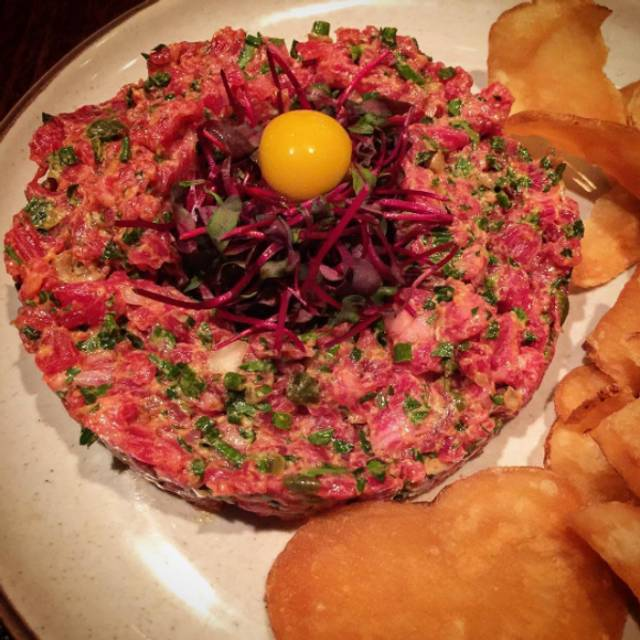 Beef Tartar - Vinifera Wine Bar & Bistro, Reston, VA