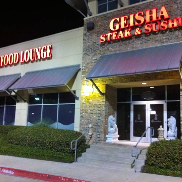 Geisha Steak & Sushi, Plano, TX