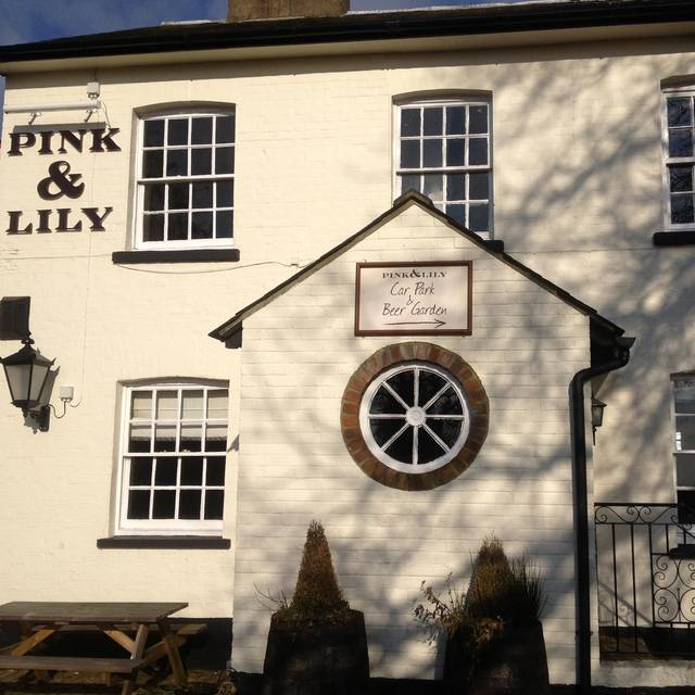 The Pink And Lily, Princes Risborough, Buckinghamshire