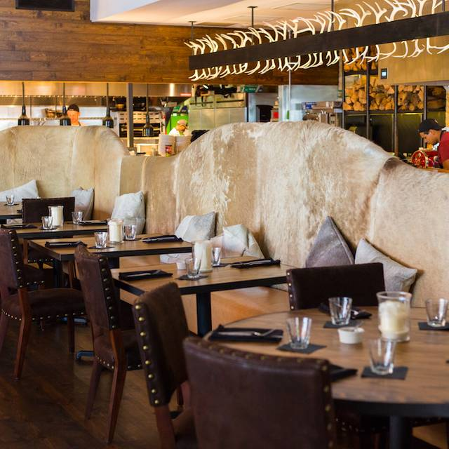 Dining Room - Lonesome Dove Western Bistro Austin, Austin, TX
