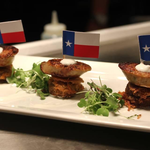 Rattlesnake Sausages - Lonesome Dove Western Bistro Austin, Austin, TX