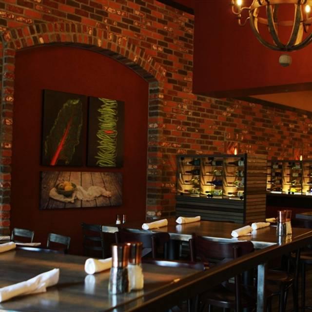 Revolve True Food Wine Bar, Bothell, WA